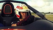 On Board with Tom Kristensen