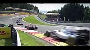 Intense F1 video montage of 2014 season