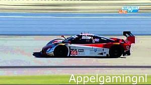 Daytona 24 2015 Hour 1: #66 RG Racing BMW/Riley: Shane Lewis, Robert Gewirtz, Mark Kvamme