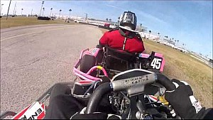 Endurance Karting - 24 Hours of America - Race Start