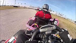 Endurance Karting - 24 Hours of America - Race Start
