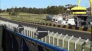 V8 Supercars Super test Sydney 2015