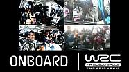 WRC Rally de Suecia 2015: A bordo con Ogier vs. Mikkelsen