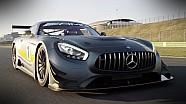 Mercedes-Benz TV: Así es el nuevo Mercedes-AMG GT3.