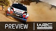 WRC Rally Guanajuato México 2015: Previas