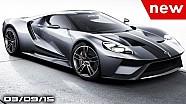 2017 Ford GT Etiqueta de precio, Nuevo Maserati GranTurismo, Berlinetta Luso - Fast Lane diario