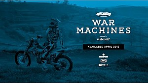 Coming soon: FMF War Machines - A Vurbmoto Feature Film