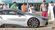 Miami ePrix - behind the scenes