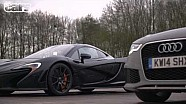 Chris Harris on Cars - Vivir con el McLaren P1