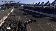 Sensational Long Beach ePrix race highlights