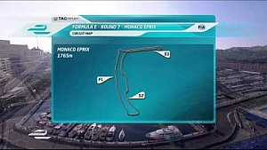 Monaco ePrix track guide