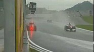 L'incidente di Mark Webber nel Gp di Corea