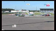 GP3 big crash Hockenheim Race 2 2012 07 22