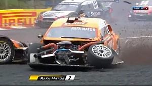 Rafa Matos bate em Felipe Lapenna em Ribeirão