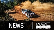 WRC - Vodafone Rally de Portugal 2015: Stages 11-13