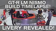 Nissan dévoile sa livrée rétro pour Le Mans
