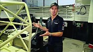 Will Davison private tour of Erebus Motorsport workshop
