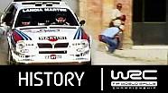 La historia en Cerdeña