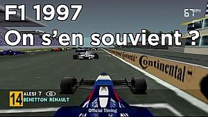 Formula One 97 - Vous en souvenez-vous ? [PS1]