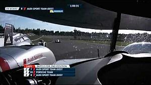 Increíble batalla Audi vs Porsche en los FIA WEC 6 Horas de Nürburgring