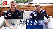 #AskTheDriver - Italy - Episode 10/2015 - Sauber F1 Team