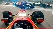 Formula E's best on board moments from season one
