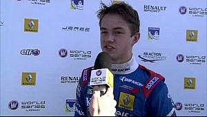 Formule Renault 3.5 - Le Mans - Les meilleurs moments de la Course 2
