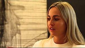 Carmen Jordá piloto de desarrollo Lotus F1 Team- Parte 2