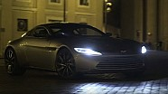 Les secrets de l'Aston Martin DB10dans James Bond : SPECTRE