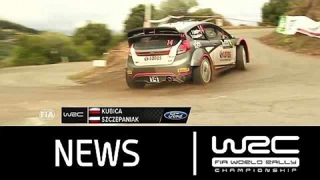 Rallye de France 2015: Stages 1-2