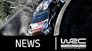WRC - Tour de Corse 2015 - Spéciale 5