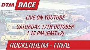 DTM - Hockenheim - Course 1 LIVE