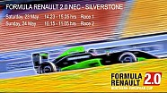 Renault 2.0 NEC - Silverstone - Race 1