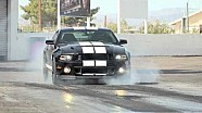 2013 Shelby GT500: Launch Control