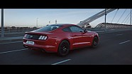 The Road Awaits – The New Ford Mustang has Arrived in Europe