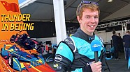 NEXTEV TCR Garage Tour con Oliver Turvey.