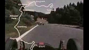 1967 Nurburgring onboard video