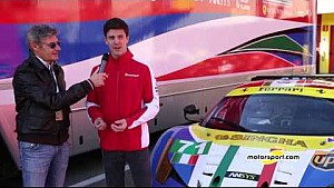 Ferrari World Finals | Exclusive interview with James Calado
