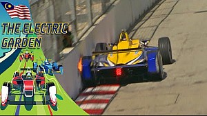 Formel E Putrajaya: Qualifying