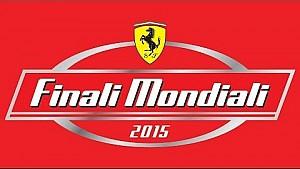 Ferrari Challenge Coppa Shell - World Final