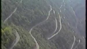 Мики Биазон на Ралли Читта ди Бассано 1986 года