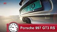 Porsche 997.1 GT3 RS, 997.2 GT3 RS & 997.2 GT3 RS 4.0: sound!