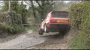 Monaghan Stages Rally 2015 Irish Rally Action Highlights (Flyin Finn Motorsport)