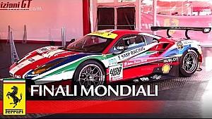 Ferrari 488 GTE wird vorgestellt