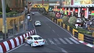 GP Macau: Crashs (1)