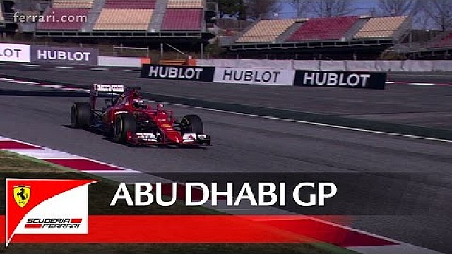 Abu Dhabi GP - One more opportunity