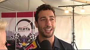 Perth Speed Fest - Daniel Ricciardo