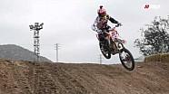 Une course de motocross pour Marc Marquez