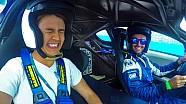 GoPro Onboard: BMW i8 Hot Lap With Enchufe TV's Raúl Santana!