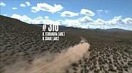 Résumé de l'étape 7 - Auto/Moto - (Uyuni / Salta)